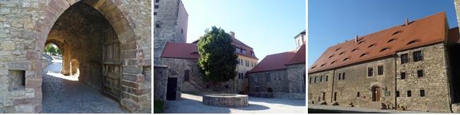 Burg Querfurt - Impressionen