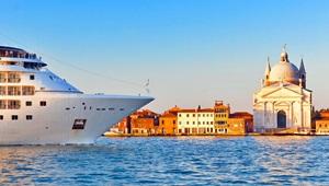 Mittelmeer-Kreuzfahrt in Venedig