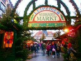 Städtereise nach Leipzig zum Weihnachtsmarkt