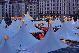 Weihnachtsmarkt in Berlin am Gendarmenmarkt