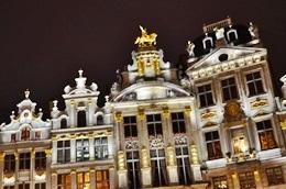 Reisen nach Brüssel zur Weihnachtszeit