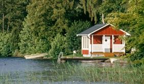 Urlaub in Schweden - Ferienhaus in Småland