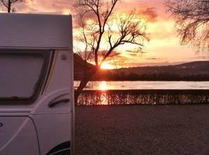 Mit dem Wohnmobil in den Campingurlaub