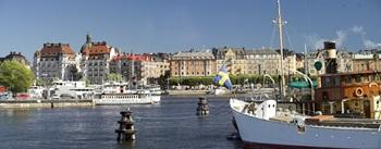 Stockholm - Urlaub in Schweden