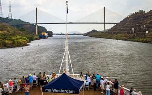 Kreuzfahrten durch den Panamakanal