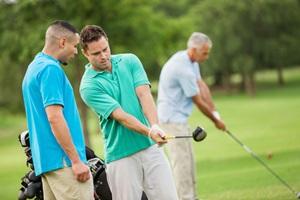 Golf im Urlaub: Golfschule in Bayern
