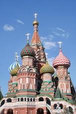 Autoreise nach Moskau
