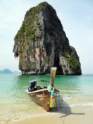 Fernreise nach Thailand
