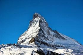 Matterhorn - Winterurlaub in der Schweiz