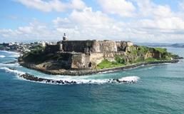 Urlaub auf Puerto Rico - Die Festung El Morro