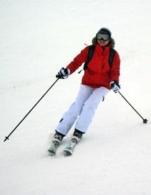 Winterurlaub - Wintersport in den Bergen