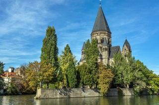 Urlaub in Lothringen - Metz