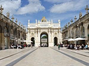 Reisen nach Lothringen - Nancy