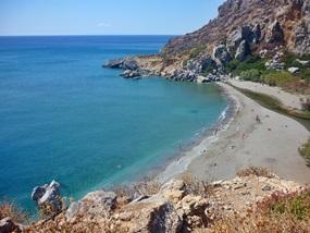 Kreta - Strand von Preveli