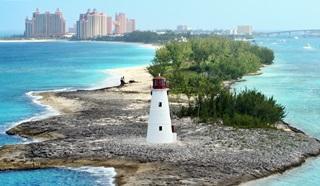 Urlaub auf den Bahamas