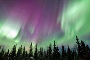 Nordlicht über Norwegen