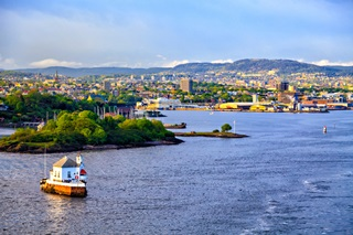 Kreuzfahrt nach Norden - Oslo, die Hauptstadt Norwegens