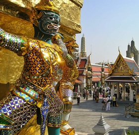 Reisen nach Bangkok