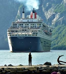 Kreuzfahrten nach Norwegen - Fjorde, Mitternachtssonne und Nordkap