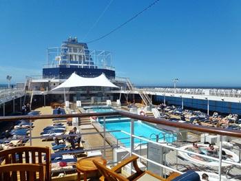 Kreuzfahrten - Urlaub auf dem Meer