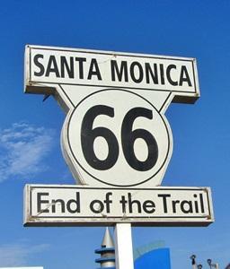 Mietwagenreise: Auf der Route 66 durch die USA