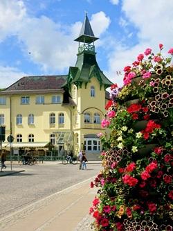 Usedom - Urlaubsort Zinnowitz