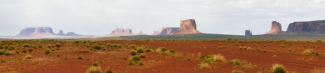 USA-Reisen: Monument Valley
