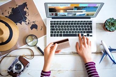 Reiseplanung im Internet