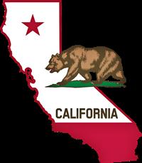 Kalifornien - the Golden State