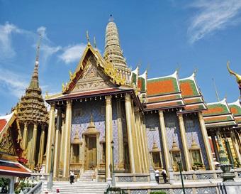 Thailand-Rundreise
